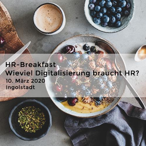 HR Breakfast - 10. März 2020 - Ingolstadt
