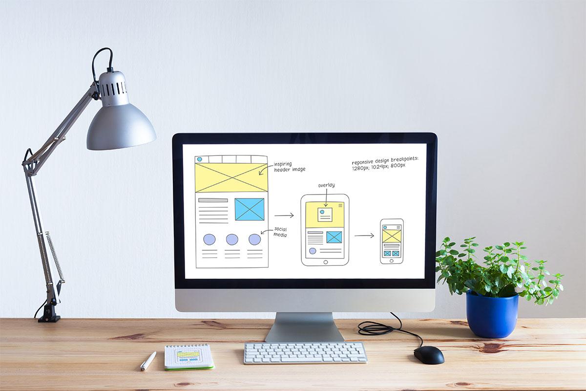 Karriere Website erstellen